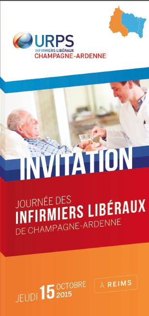 invitation journée de l'infirmier libéral à reims